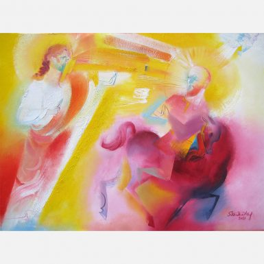 The Conversion of Saint Paul The Apostle. 2021 by Stephen B. Whatley